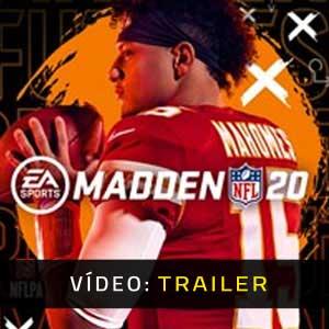 Madden NFL 20 Atrelado De Vídeo