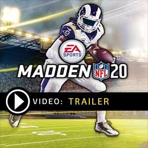 Comprar Madden NFL 20 CD Key Comparar Preços