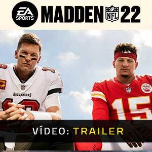 Madden NFL 22 Atrelado de vídeo