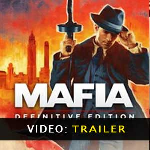 Vídeo do trailer Mafia Definitive Edition