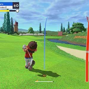 Mario Golf Super Rush Distância