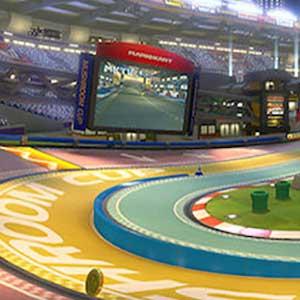 Mario Cart Stadium