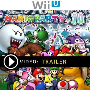 Comprar código download Mario Party 10 Nintendo Wii U Comparar Preços