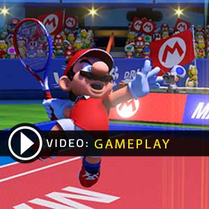 Mario Tennis Aces Nintendo Switch Gameplay Video