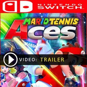 Comprar Mario Tennis Aces Nintendo Switch barato Comparar Preços