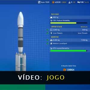 Mars Horizon Jogo de vídeo