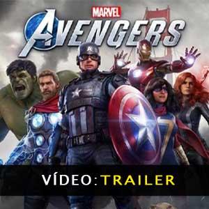 Marvels Avengers Vídeo do atrelado