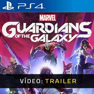Marvel's Guardians of the Galaxy PS4 Atrelado De Vídeo