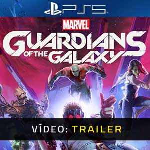 Marvel's Guardians of the Galaxy PS5 Atrelado De Vídeo