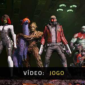 Marvel's Guardians of the Galaxy Vídeo De Jogabilidade