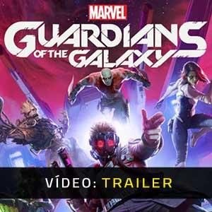 Marvel's Guardians of the Galaxy Atrelado De Vídeo