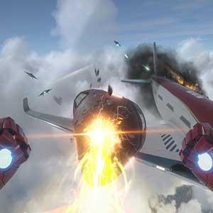 Marvels Iron Man VR Ação