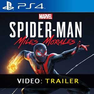 Marvels Spider-Man Miles Morales Atrelado de vídeo