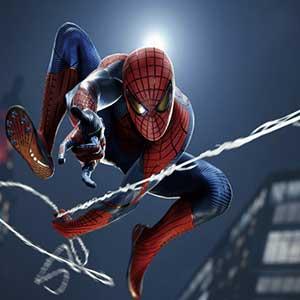 Marvel's Spider-Man Remastered PS5 Balanço Da Web