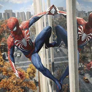 Marvel's Spider-Man Remastered PS5 Fato Avançado