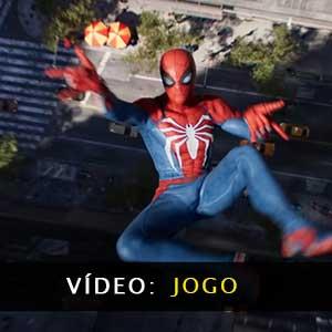 Marvel's Spider-Man Remastered PS5 Vídeo De Jogabilidade