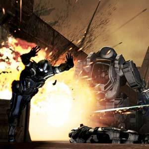 Mass Effect 3 Fato Mech