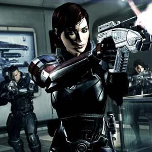 Mass Effect 3 Personagens