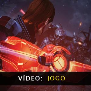 Mass Effect Legendary Edition Vídeo de jogabilidade