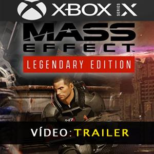 Mass Effect Legendary Edition Vídeo do atrelado