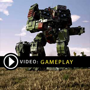 MechWarrior 5 Mercenaries Gameplay Video