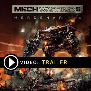 Comprar MechWarrior 5 Mercenaries CD Key Comparar Preços