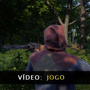 Vídeo de jogabilidade da Medieval Dynasty