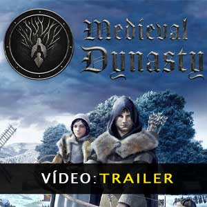 Vídeo de trailer da Medieval Dynasty