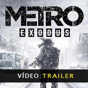 Metro Exodus Atrelado De Vídeo