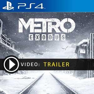 Comprar Metro Exodus PS4 Codigo Comparar Preços