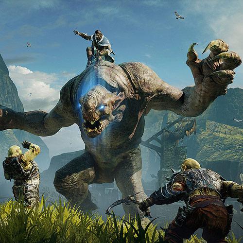 Shadow of Mordor Xbox One Tutorial de Tela