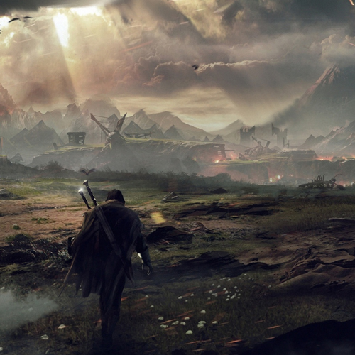 Middle-Earth Shadow of Mordor Xbox One Modo Story