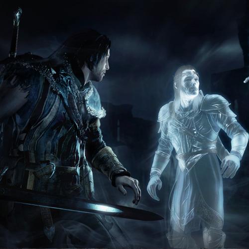 Celebrimbor, o Wraith