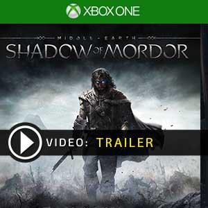 Comprar Middle Earth Shadow of Mordor Xbox One Codigo Comparar Precos