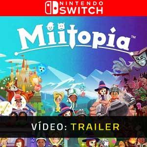 Miitopia Nintendo Switch Atrelado de vídeo