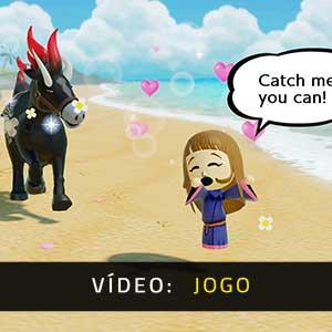 Miitopia Nintendo Switch Vídeo de jogabilidade