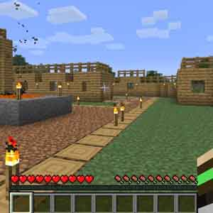 Minecraft PS4 Let