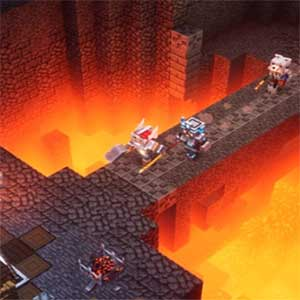 Minecraft Dungeons -Epicidade