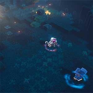 Minecraft Dungeons- Explore o tesouro