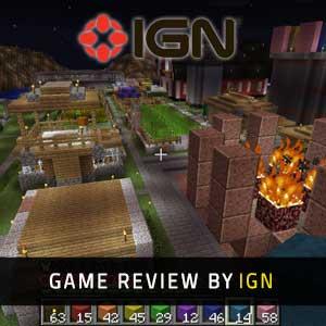 Minecraft Vídeo de jogabilidade