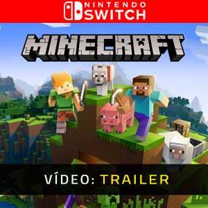 Minecraft Vídeo do atrelado