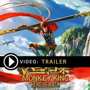 Comprar MONKEY KING HERO IS BACK CD Key Comparar Preços
