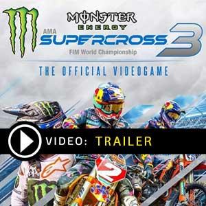 Comprar Monster Energy Supercross The Official Videogame 3 CD Key Comparar Preços