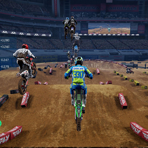 Monster Energy Supercross 4 Saltar