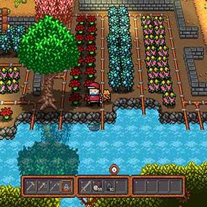 Monster Harvest Quinta