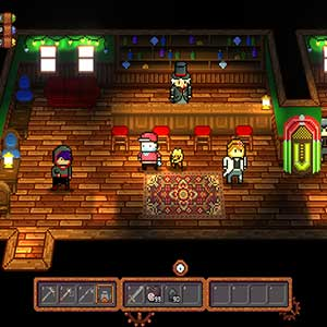 Monster Harvest Saloon