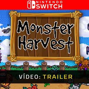 Monster Harvest Nintendo Switch Atrelado De Vídeo