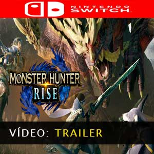 MONSTER HUNTER RISE Vídeo do atrelado