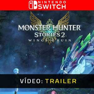 Monster Hunter Stories 2 WIngs of Ruin Nintendo Switch Atrelado de vídeo