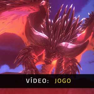 Monster Hunter Stories 2 WIngs of Ruin Vídeo de jogabilidade